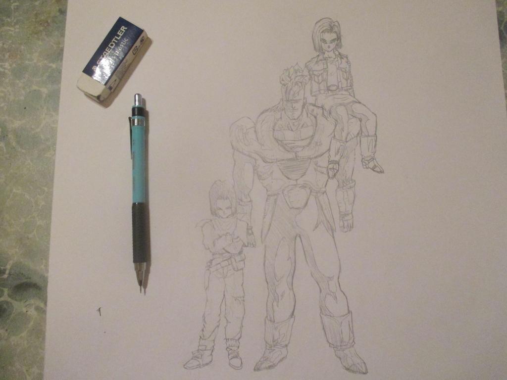 Cyborgs 3 by Nekojika
