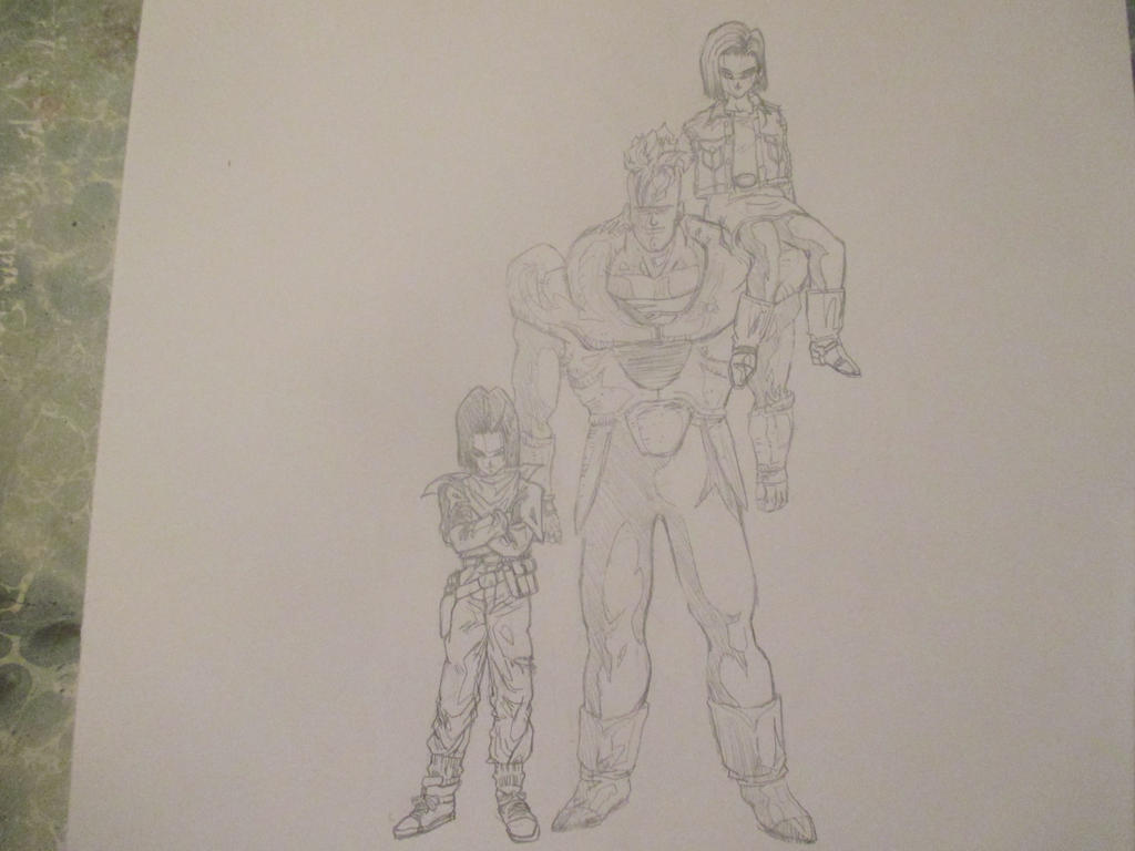 Cyborgs 4 by Nekojika