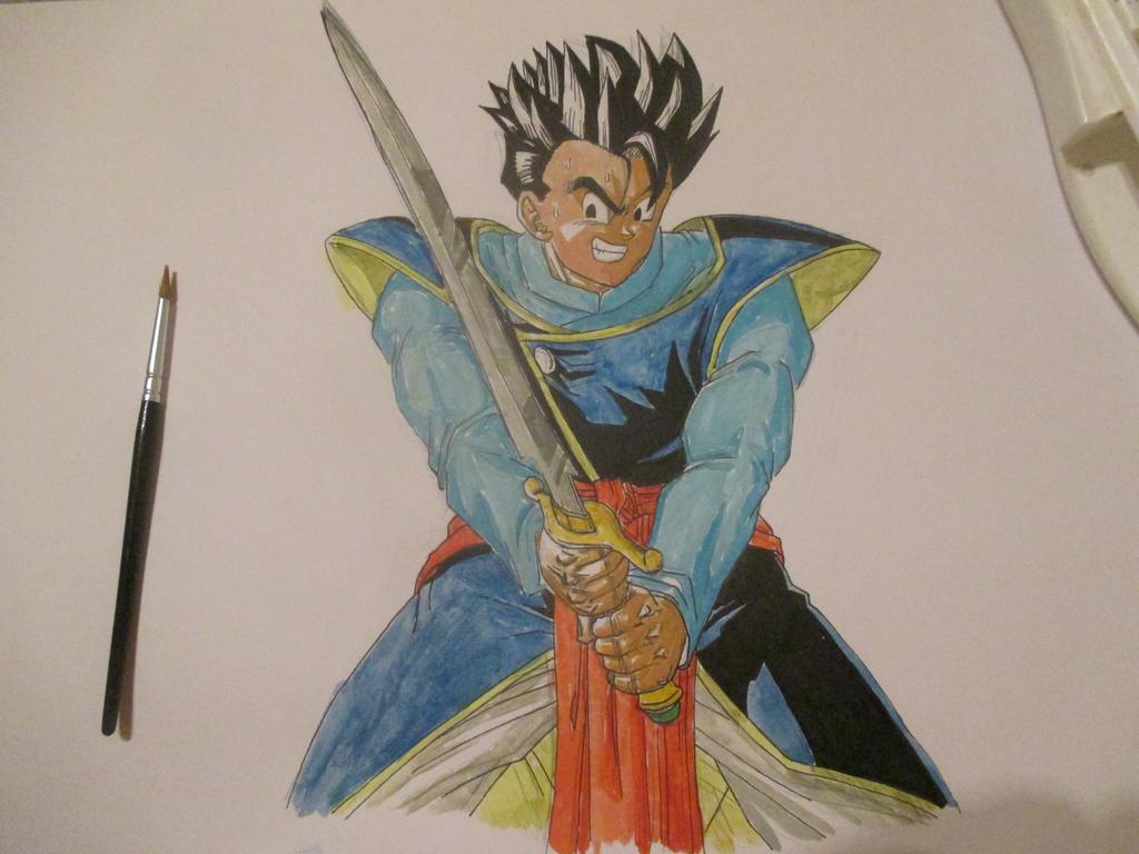Saga Buu 18 by Nekojika