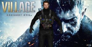 [xps] RE Village - Chris Redfield Tactical