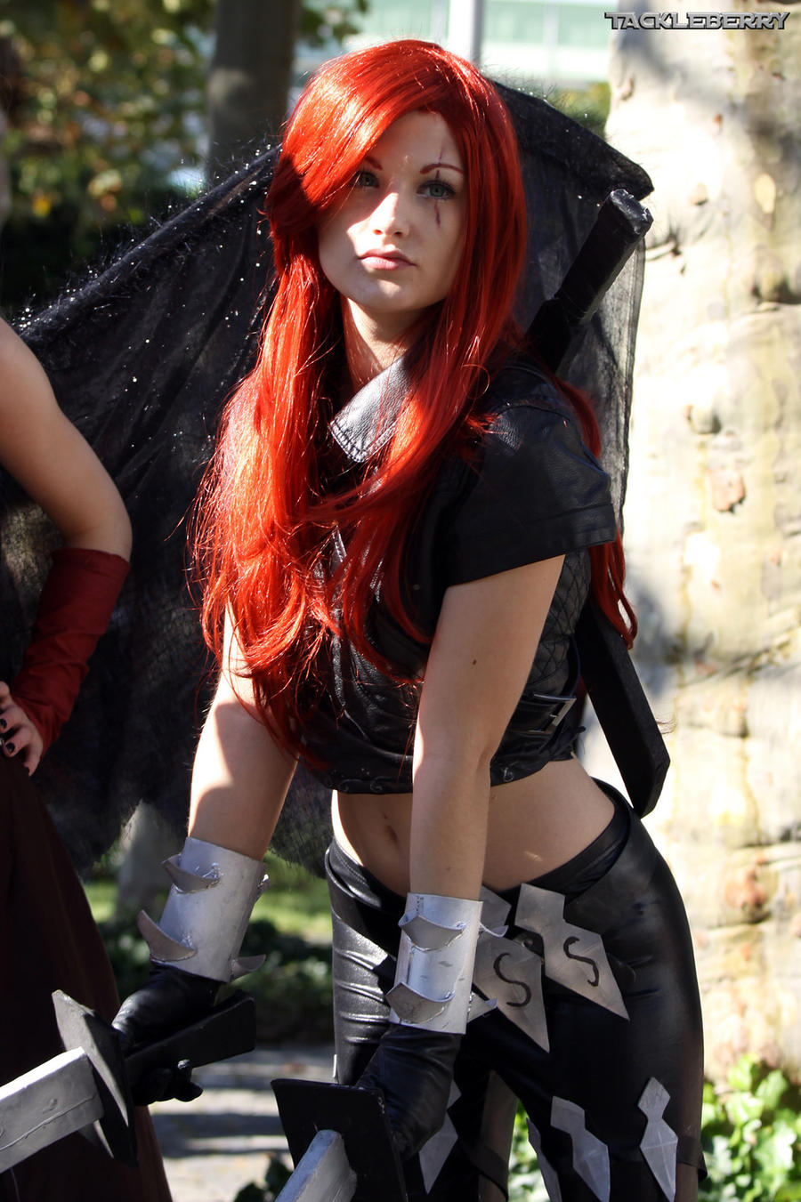 League of Legends Katarina by Stunt-Sheep