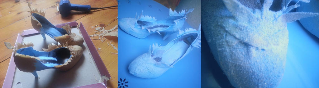Elsa Wip shoes by Stunt-Sheep