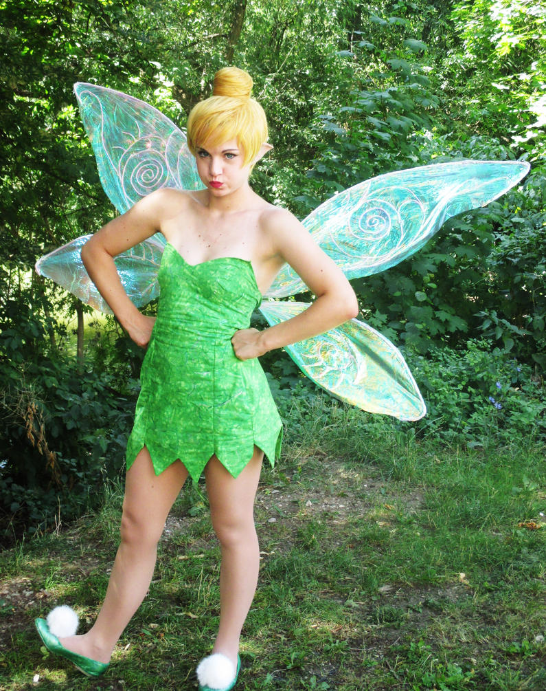Tinkerbell by Stunt-Sheep