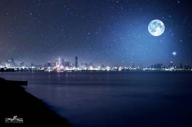 Kuwait by YASERGRAFIX