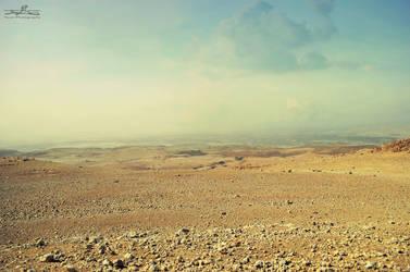 madaba Desert by YASERGRAFIX