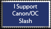 CanonxOC Slash Stamp by FallenAngelAerith