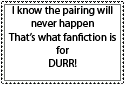 Fanfiction and Pairings Stamp by FallenAngelAerith