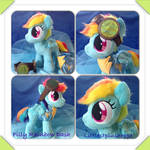 Filly Rainbow Dash Wonderbolt SOLD