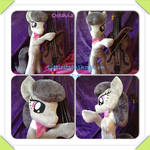 Octavia Melody standing plush SOLD