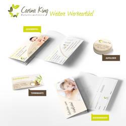 Carina King - Werbeartikel