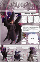 Cedric app by Chiiasa