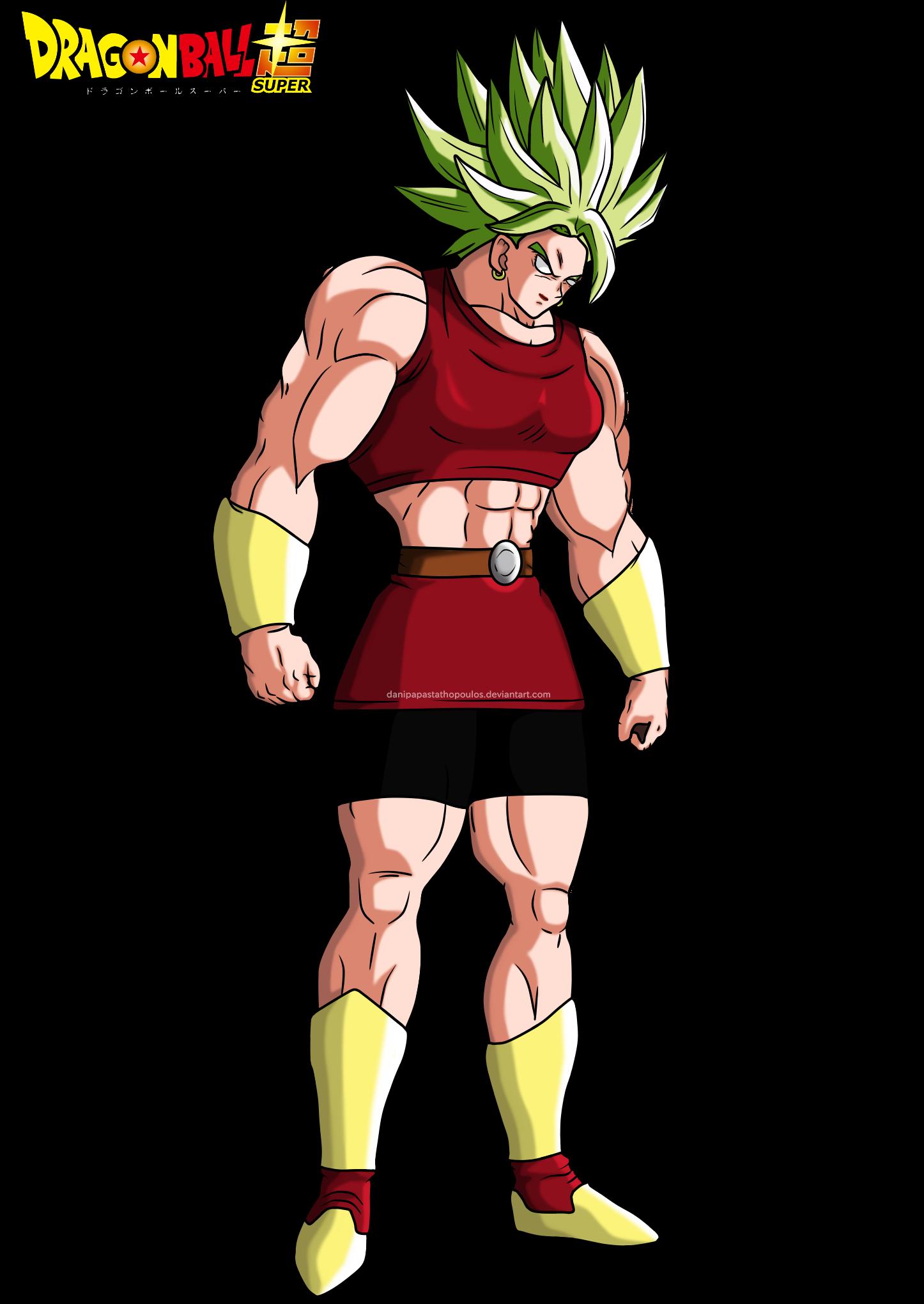 Kale Super Saiyajin Cabbaaaaaaaaaaaaaaaa By Danipapastathopoulos