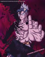 Asta Demon - Black Clover