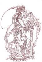 Fallen Angel by BigBoyBoon