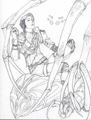 Spider Prince by BigBoyBoon