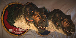 And here are our T.rexes completed !