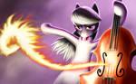 Octavia's Fiery Concerto