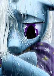 The Sad and Miserable Trixie