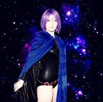 Random Raven cosplay edit