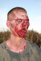 Killing Fields - Zombie by elgatonegro13