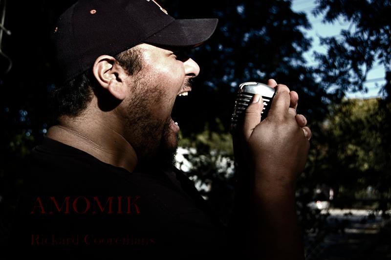 Anomik - Lead Singer by elgatonegro13