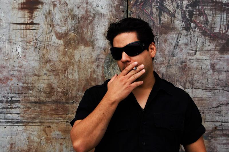 Igor Smoking V2 by elgatonegro13