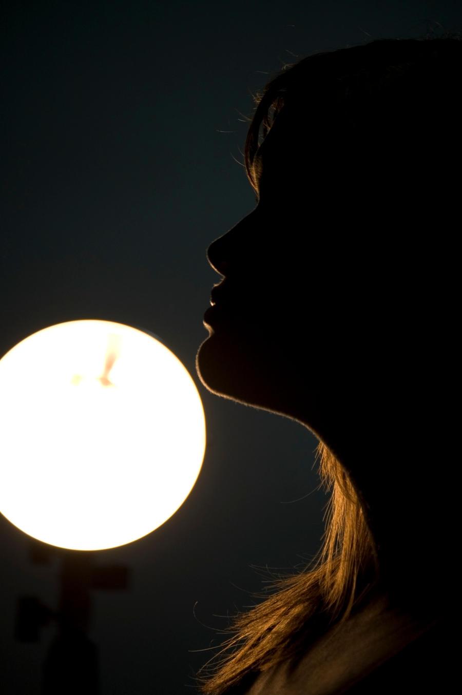 Rebecca's Silhouette by elgatonegro13