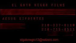 El Gato Negro Films by elgatonegro13