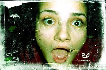 una mujer en hielo by elgatonegro13