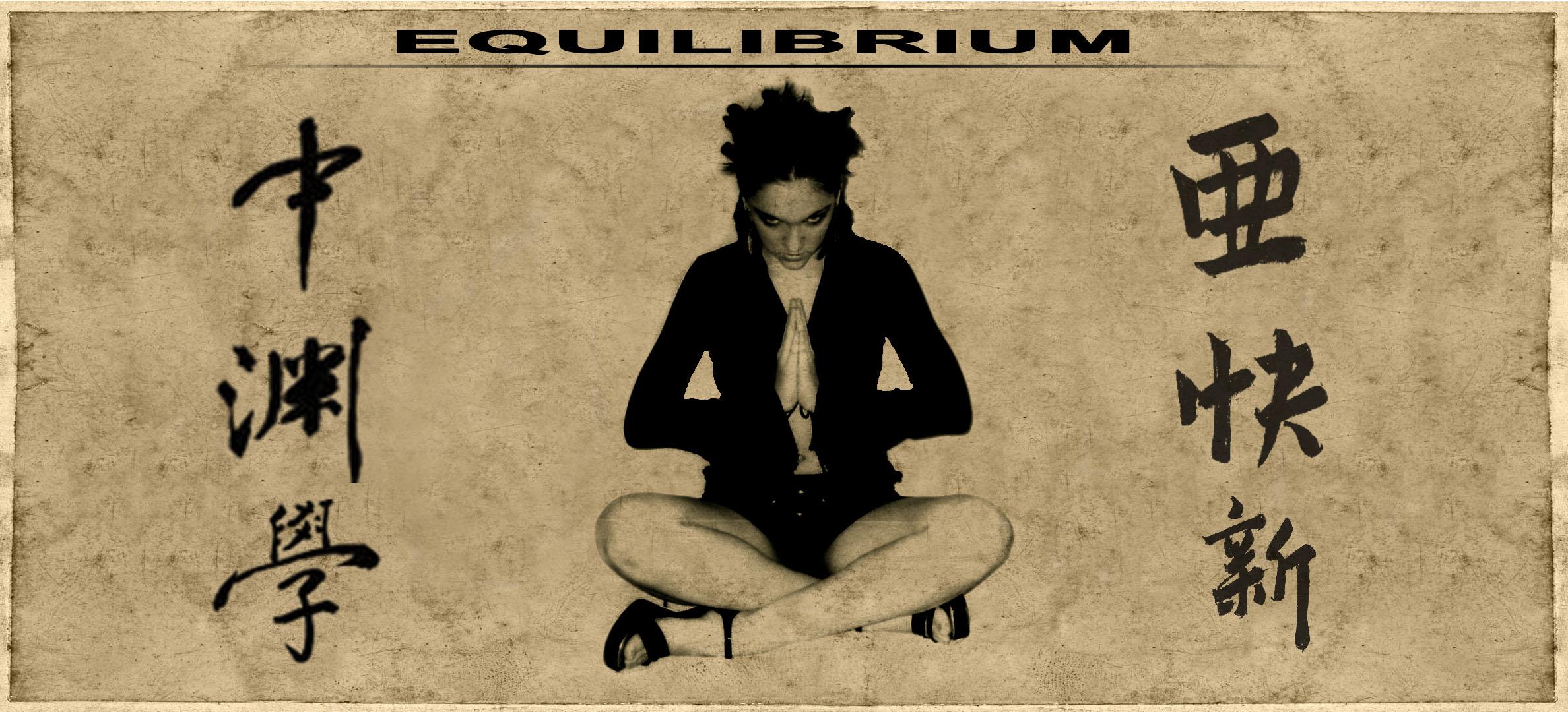 EQUILIBRIUM by elgatonegro13