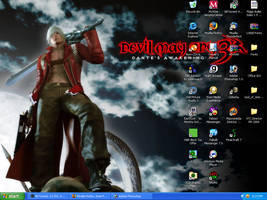 The Devil May Cry 3 by elgatonegro13
