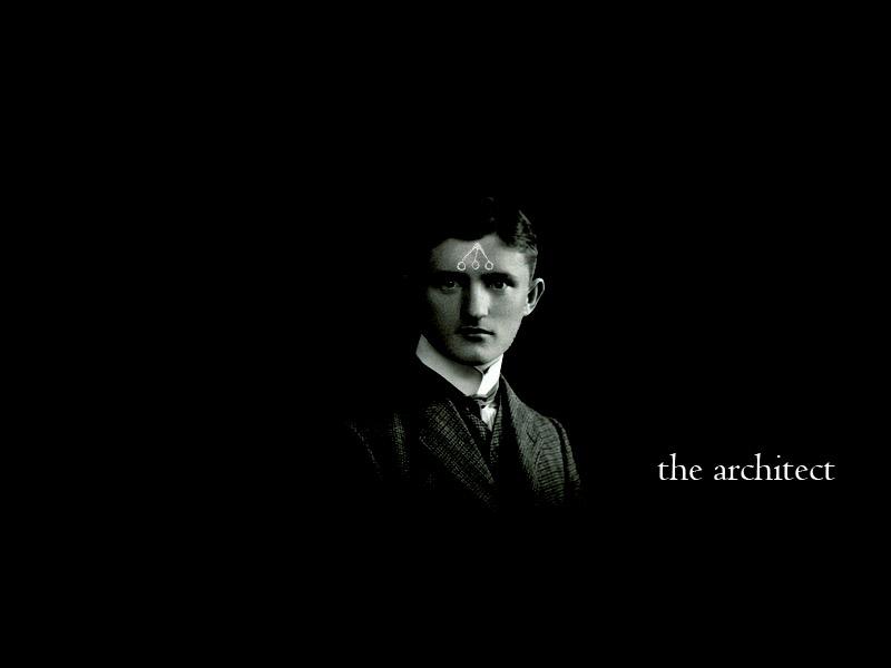 the architect by elgatonegro13