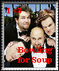 I Heart Bowling for Soup Stamp by sdwn