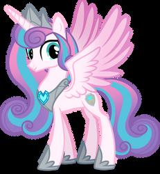 Princess Flurry Heart (Adult, Regalia)