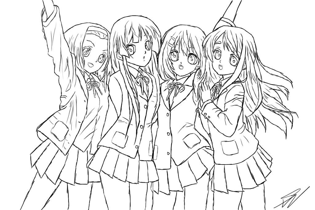 International Day of Friendship (scetch) by AhsokaTano