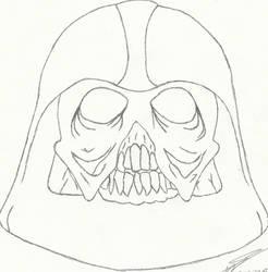 Darth Vader Mask (Death)