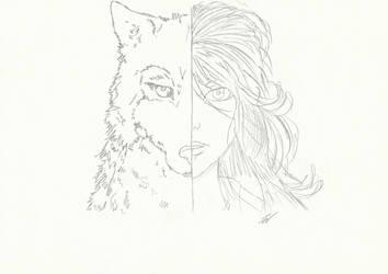 Hayley Marshall / Werewolf
