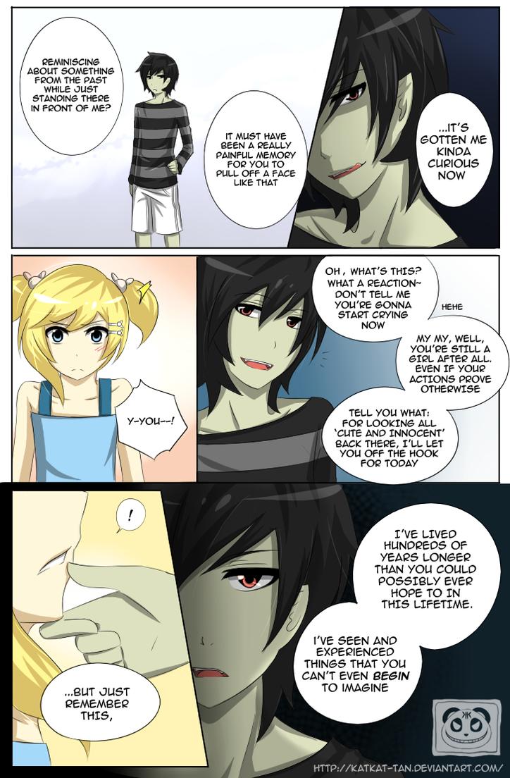 Adventure Time: Chap 1 - Page 14 by Katkat-Tan on DeviantArt