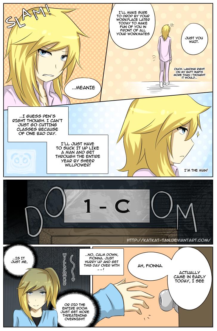 Adventure Time: Chap 2 - Page 2 by Katkat-Tan