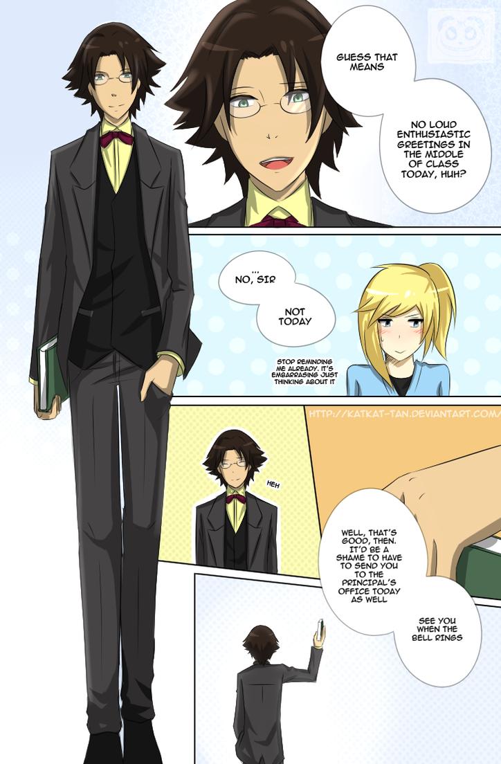 Adventure Time: Chap 2 - Page 3 by Katkat-Tan