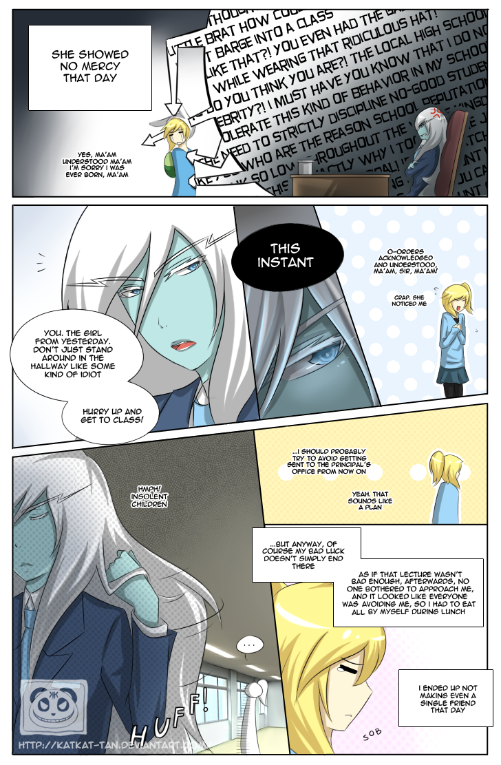 Adventure Time: Chap 2 - Page 5 by Katkat-Tan
