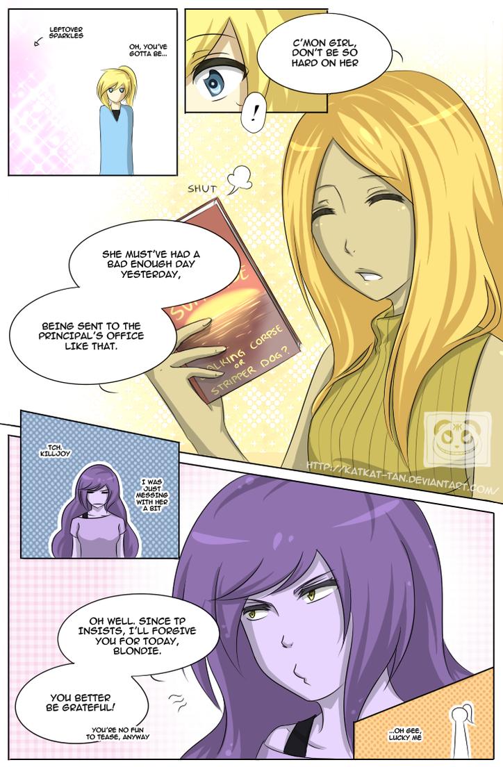 Adventure Time: Chap 2 - Page 9 by Katkat-Tan