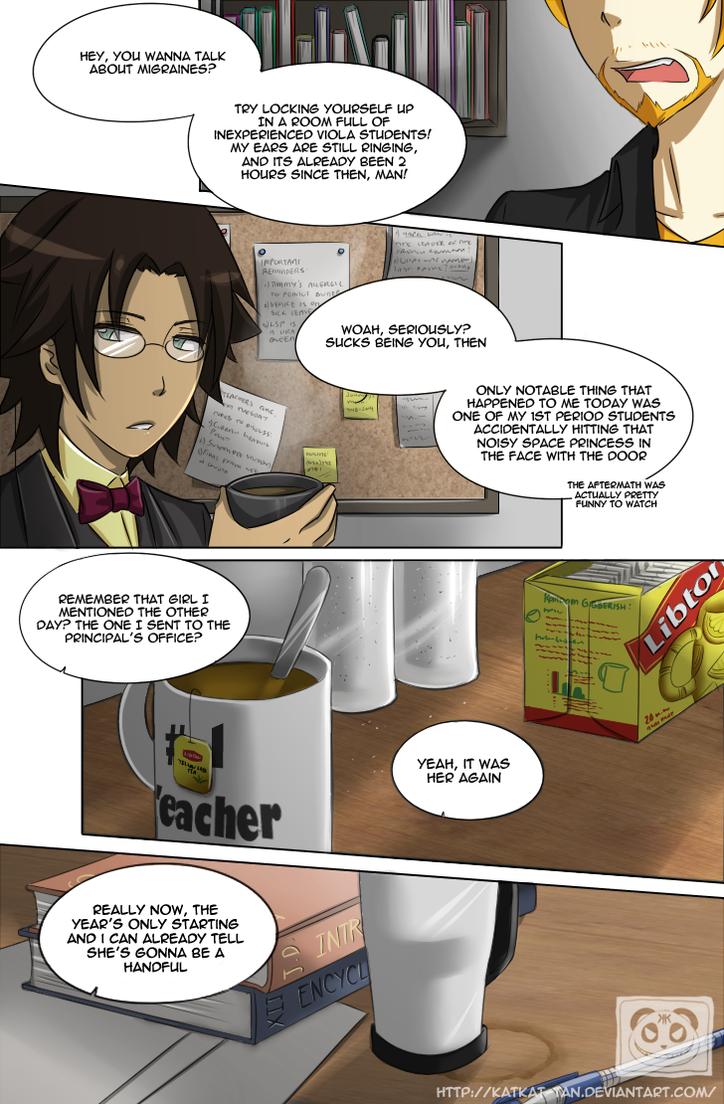 Adventure Time: Chap 2 - Page 14 by Katkat-Tan
