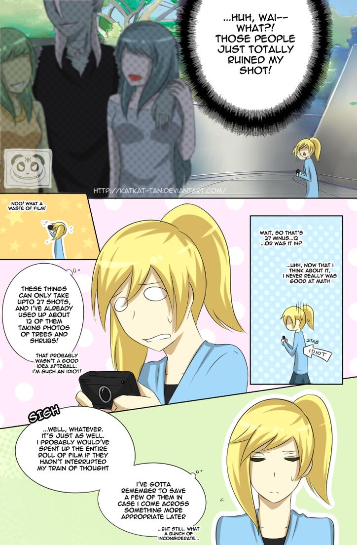Adventure Time: Chap 2 - Page 21 by Katkat-Tan