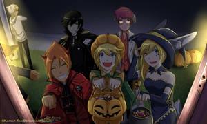 AT Happy Halloween!