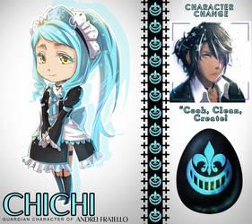 o-H: Guardian - Chichi by Katkat-Tan