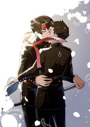 DGS| some kissy boys