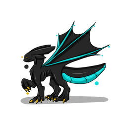 #1 Dragon -Open-
