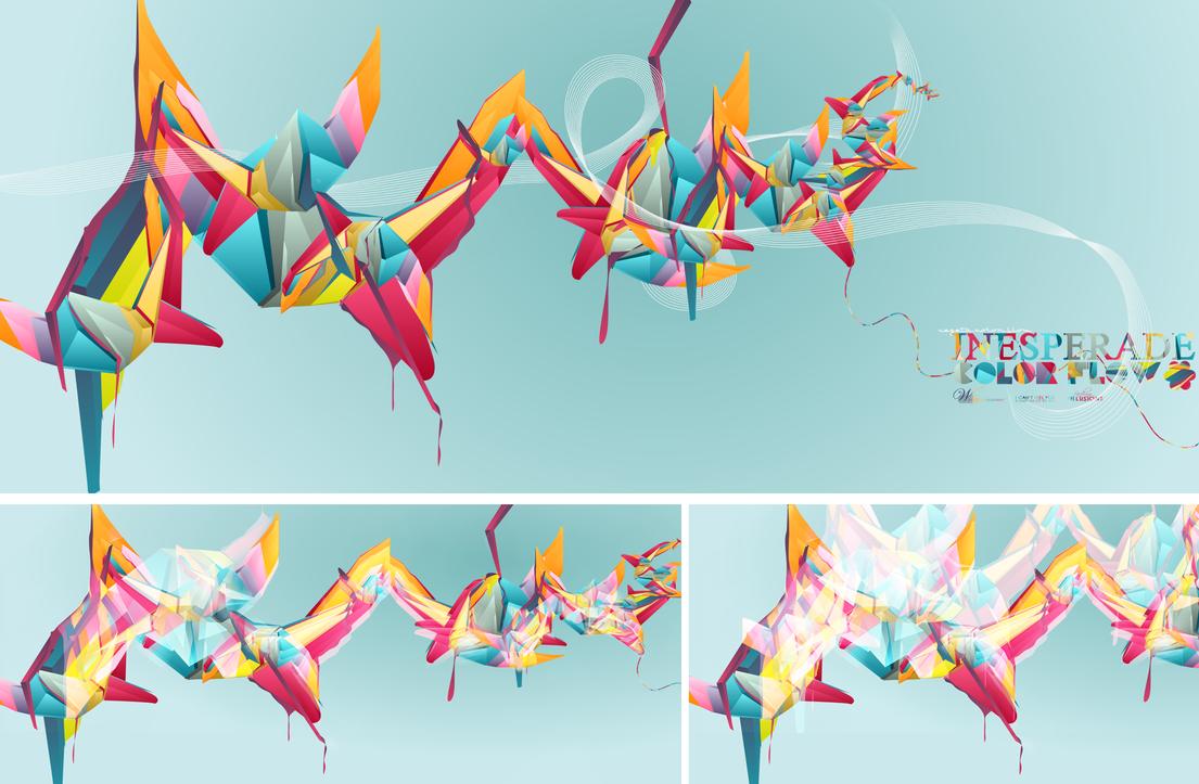 color flow by vezeta