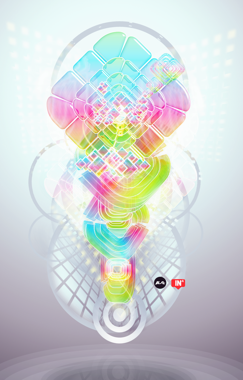 Digital art selected for the Graphic Design Daily Inspiration at Abduzeedo